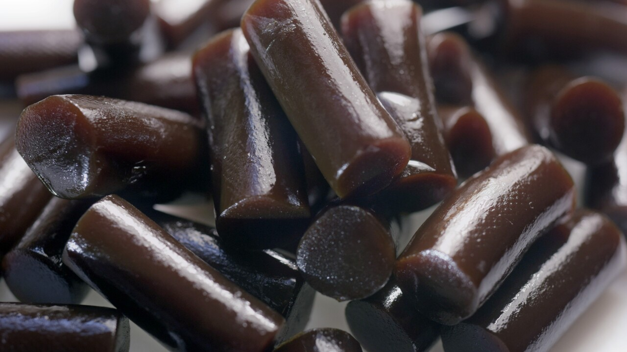 Man dies from eating bags of black licorice, medical study finds