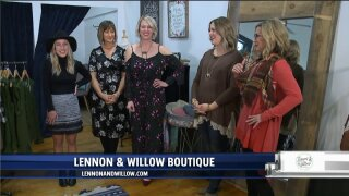 Fashion trends for the holidays and beyond at Lennon & Willow