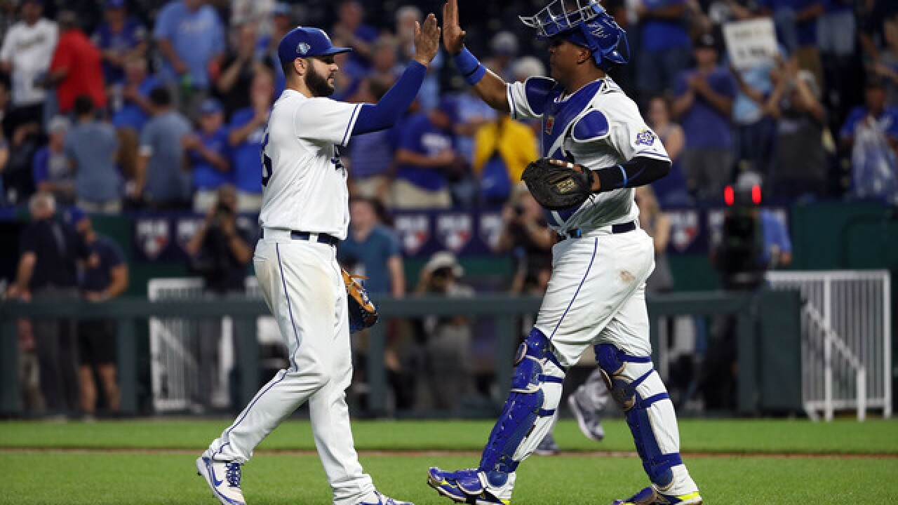 Junis, big inning hand Royals their third win in four games