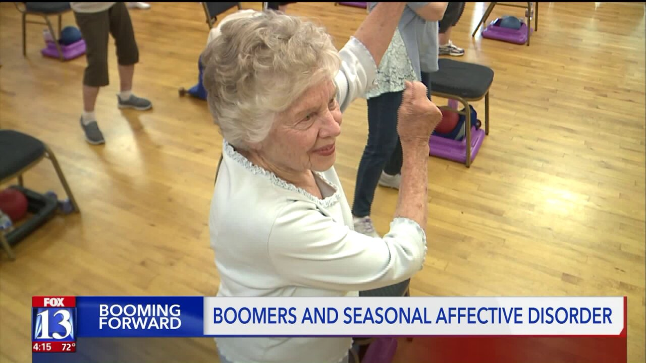 Booming Forward: Combating seasonal affective disorder