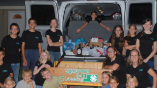 Maricopa 4H Cloggers donation.PNG