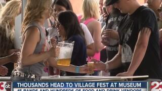 Village Fest draws thousands