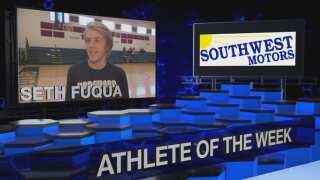 KOAA Athlete of the Week: Seth Fuqua, Vanguard School Basketball