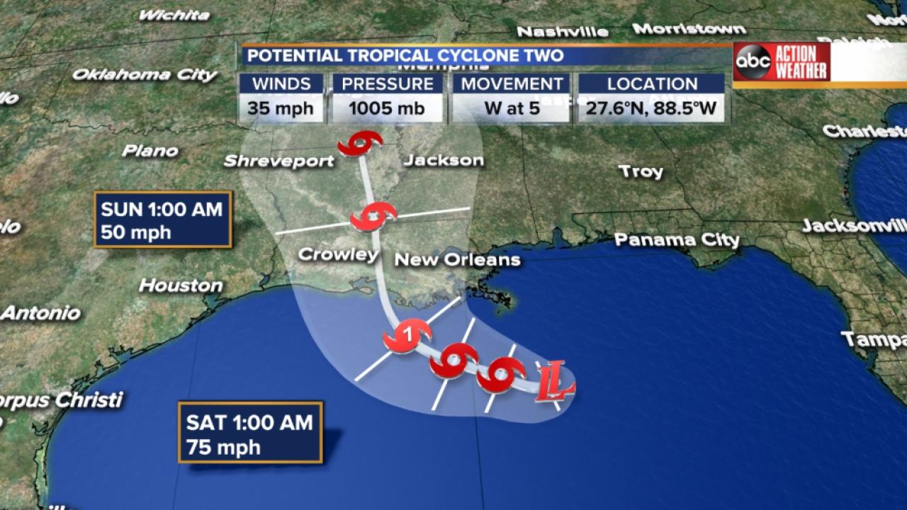tropical disturbance 8am July 11
