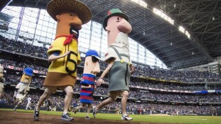 Johnsonville named official sponsor of the Brewers Racing Sausages