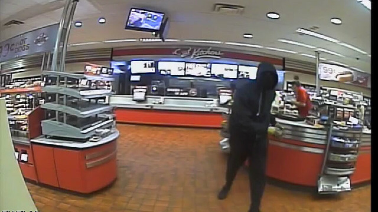 Police release photo, video of QuikTrip shooting