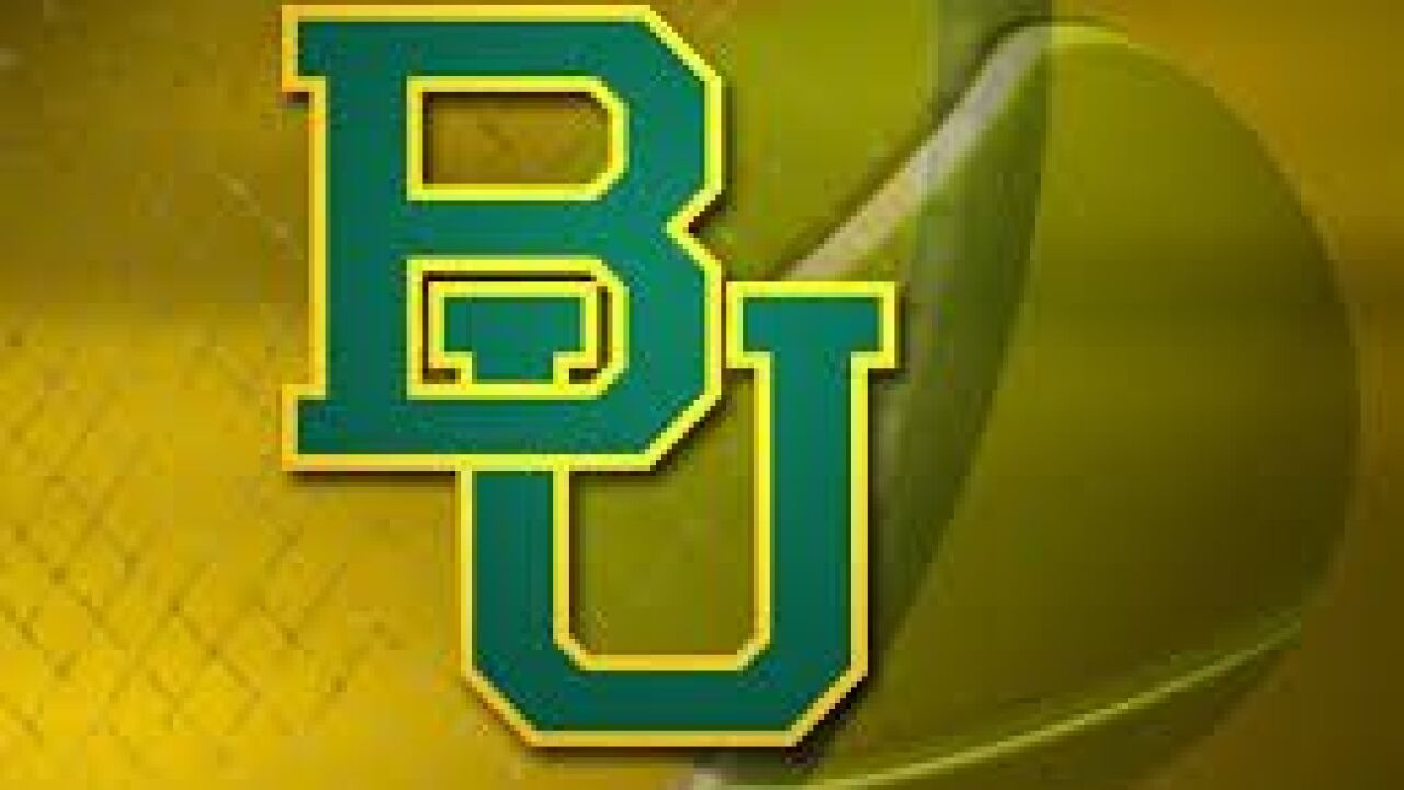 Baylor Men's Tennis Hosts Sunday Doubleheader