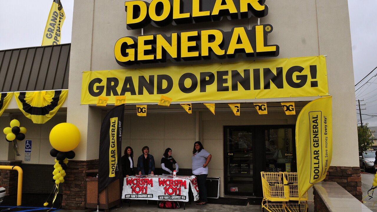 Dollar General shifts direction, has new strategy to win wealthier shoppers
