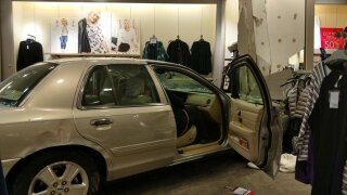 KPTV Man Drives Into Store