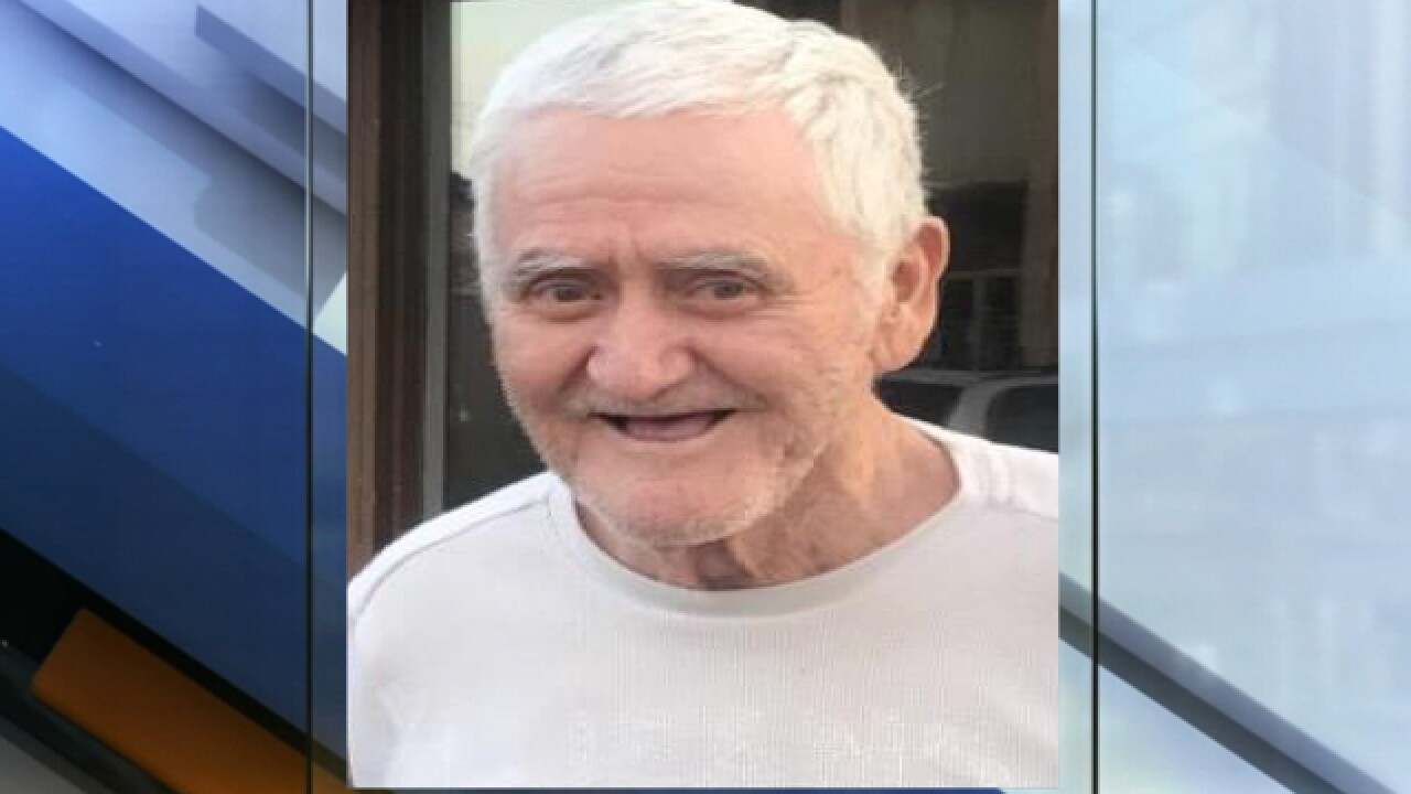 Missing 74-year-old man with dementia found dead in KCK, police say