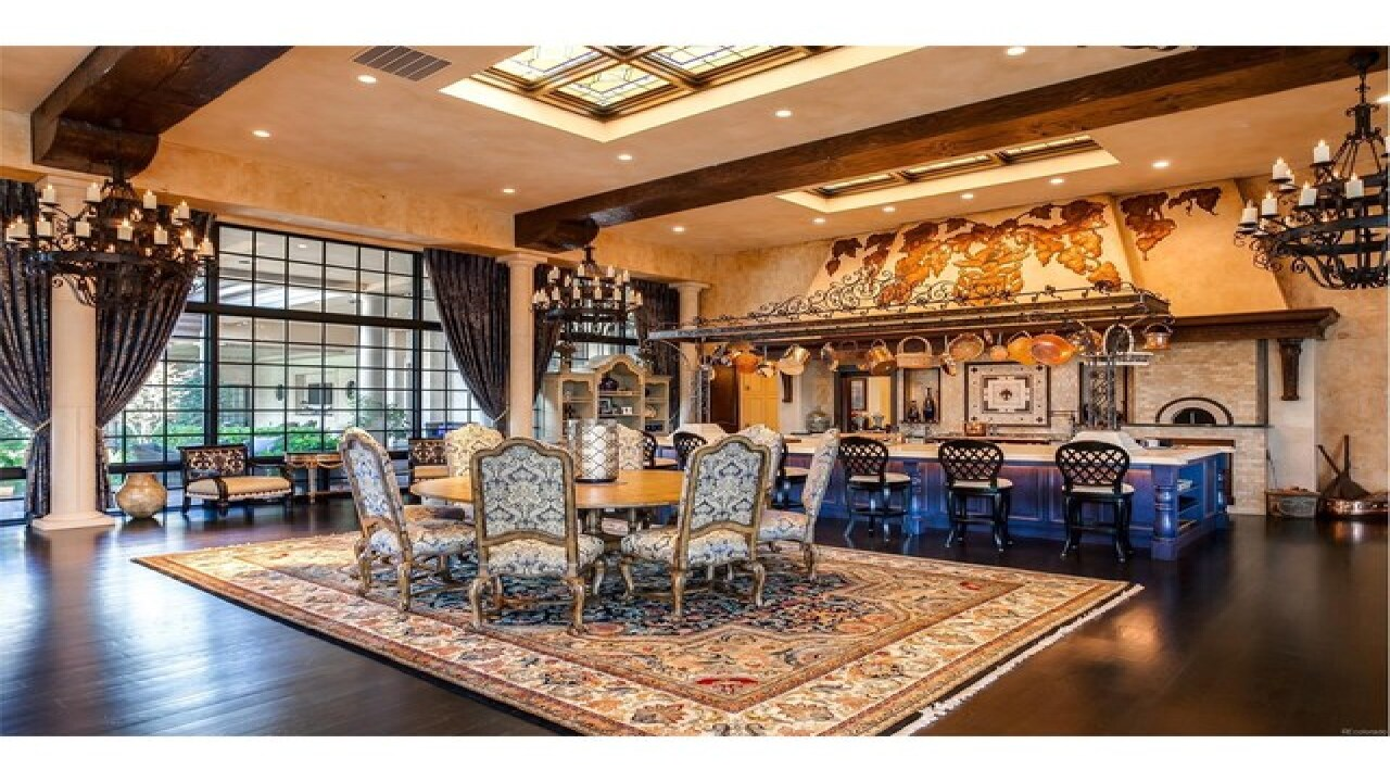 Mike Shanahan's home hits the market for $22...