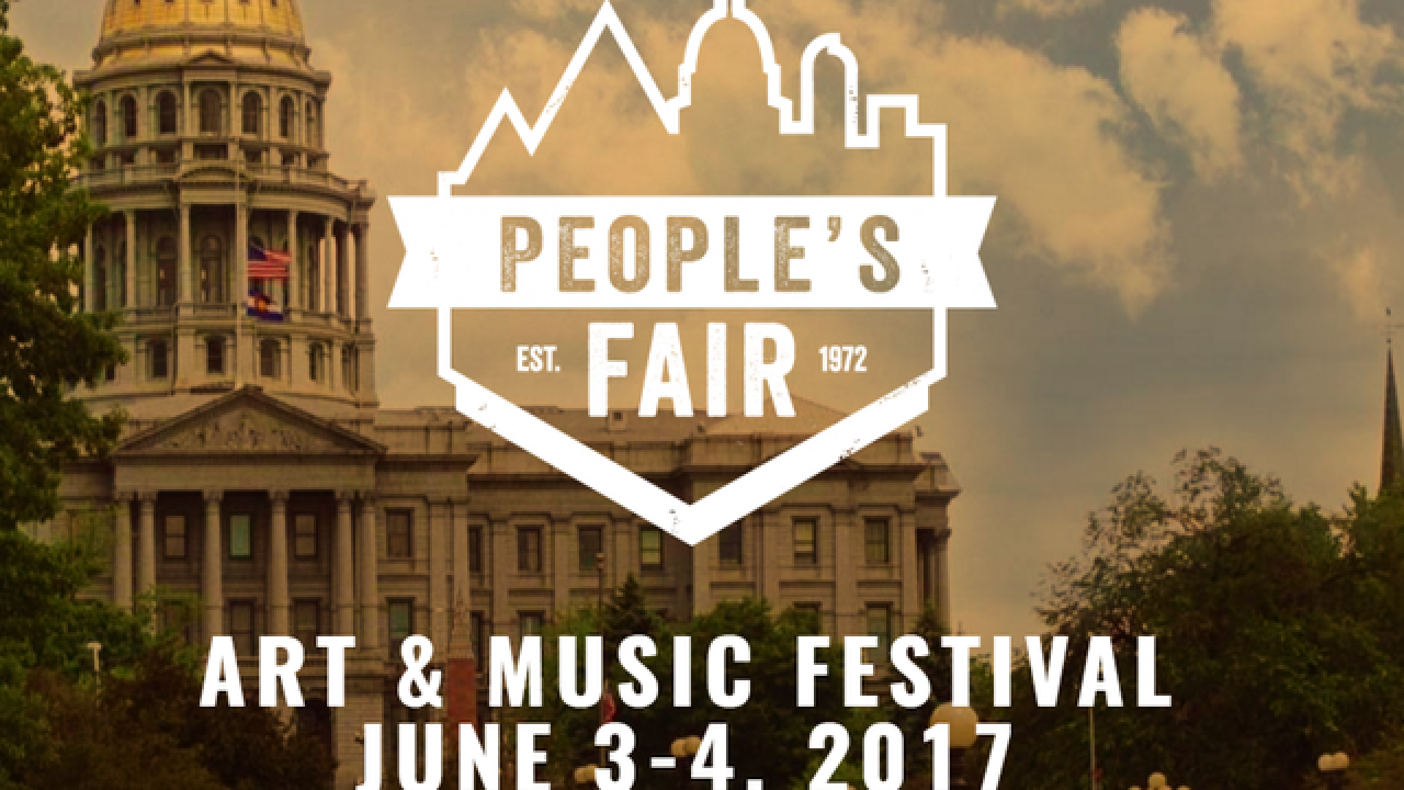 5 things to know about this weekend's People's Fair in Denver