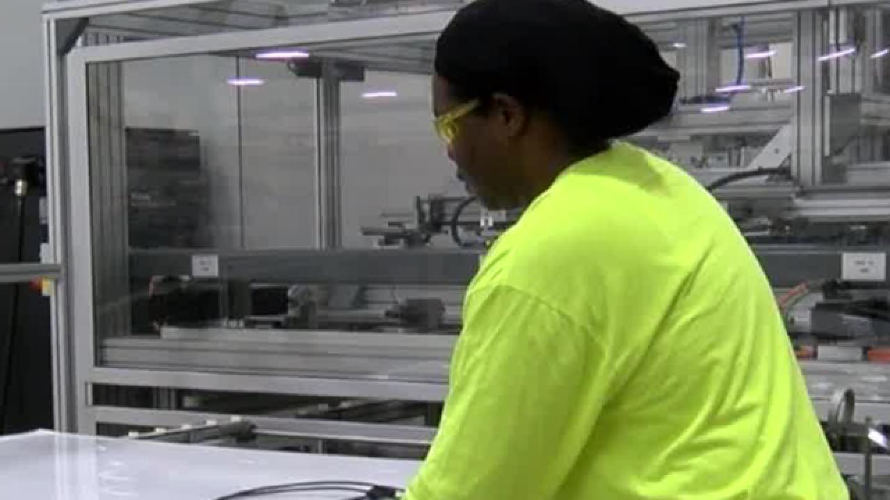 SolarTech Universal in Riviera Beach adding more jobs