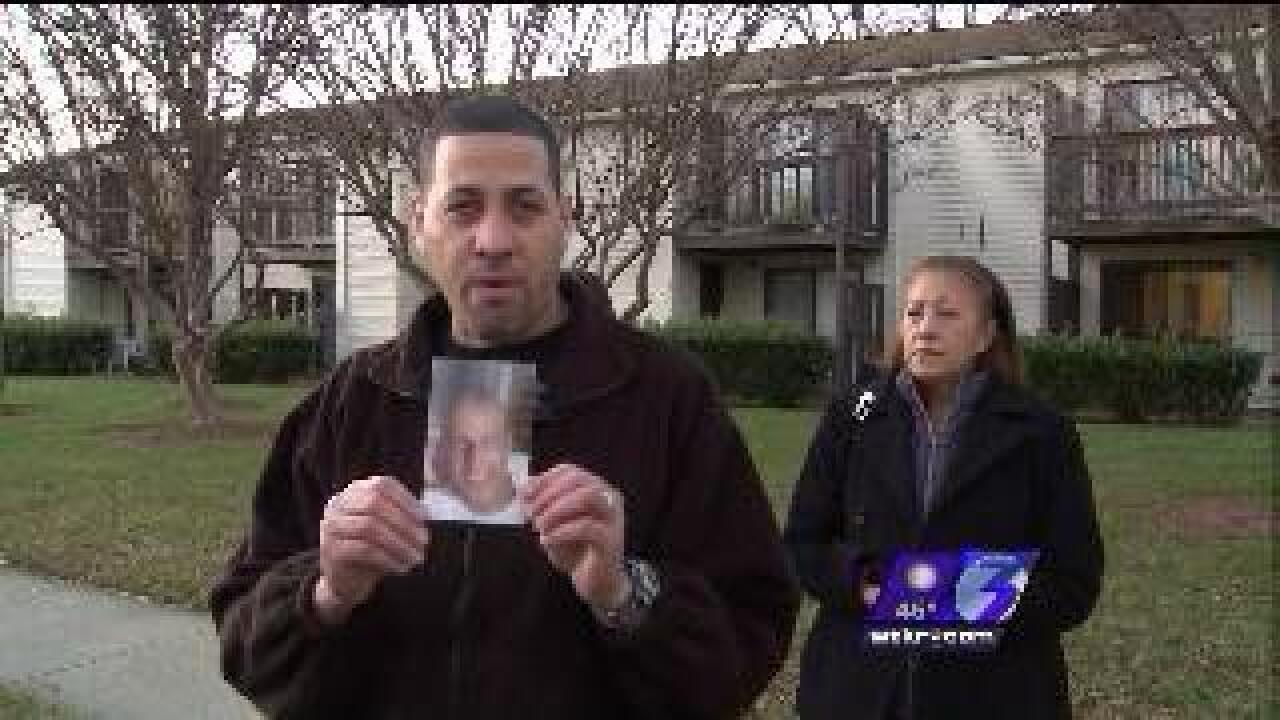 Man wants answers about twin brother's murder