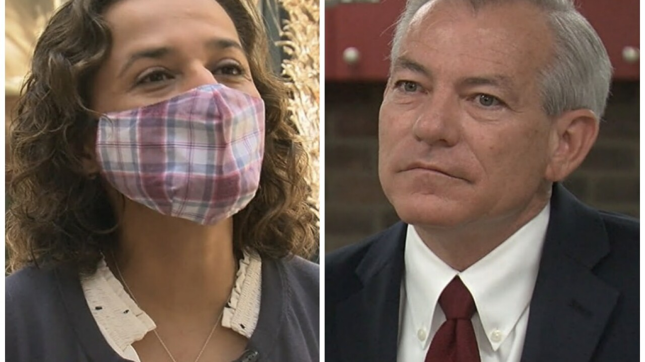 The race for Arizona's 6th Congressional District: David Schweikert vs. Hiral Tipirneni