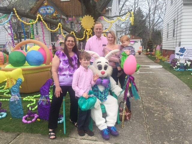 PHOTOS: The Easter bunny, eggs, and more at Jellybeanville in Euclid