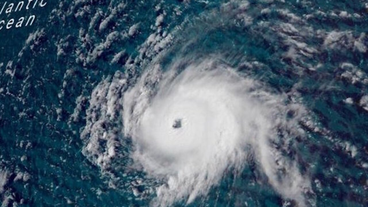 Hurricane Florence could swing toward US east coast