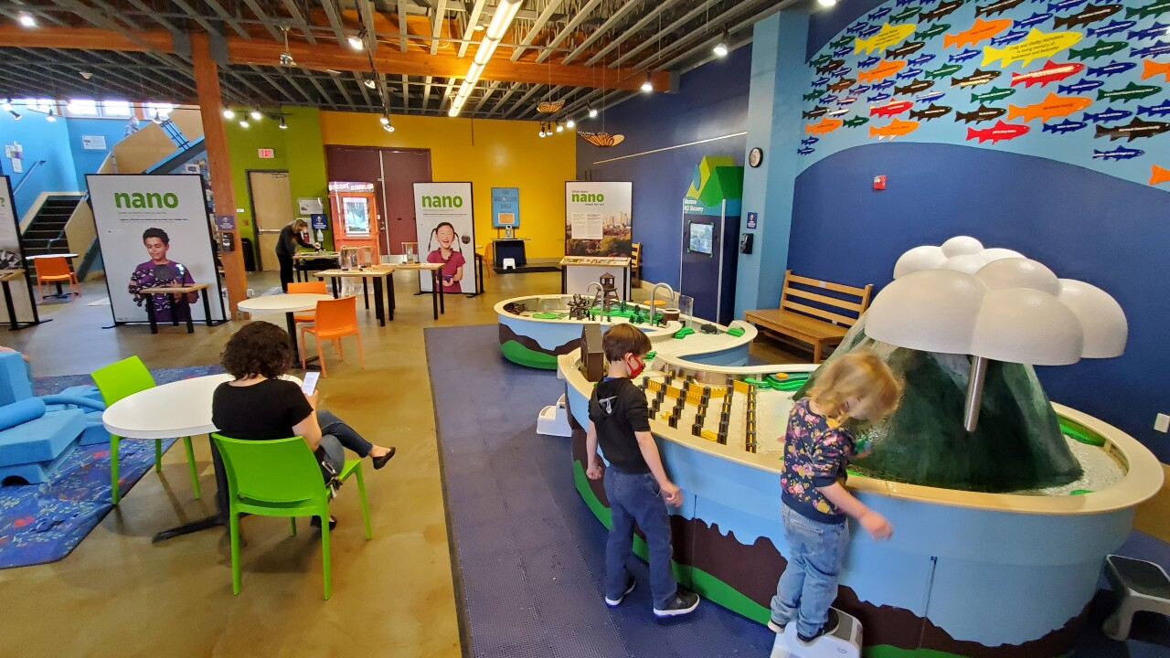 Explorationworks soft reopening