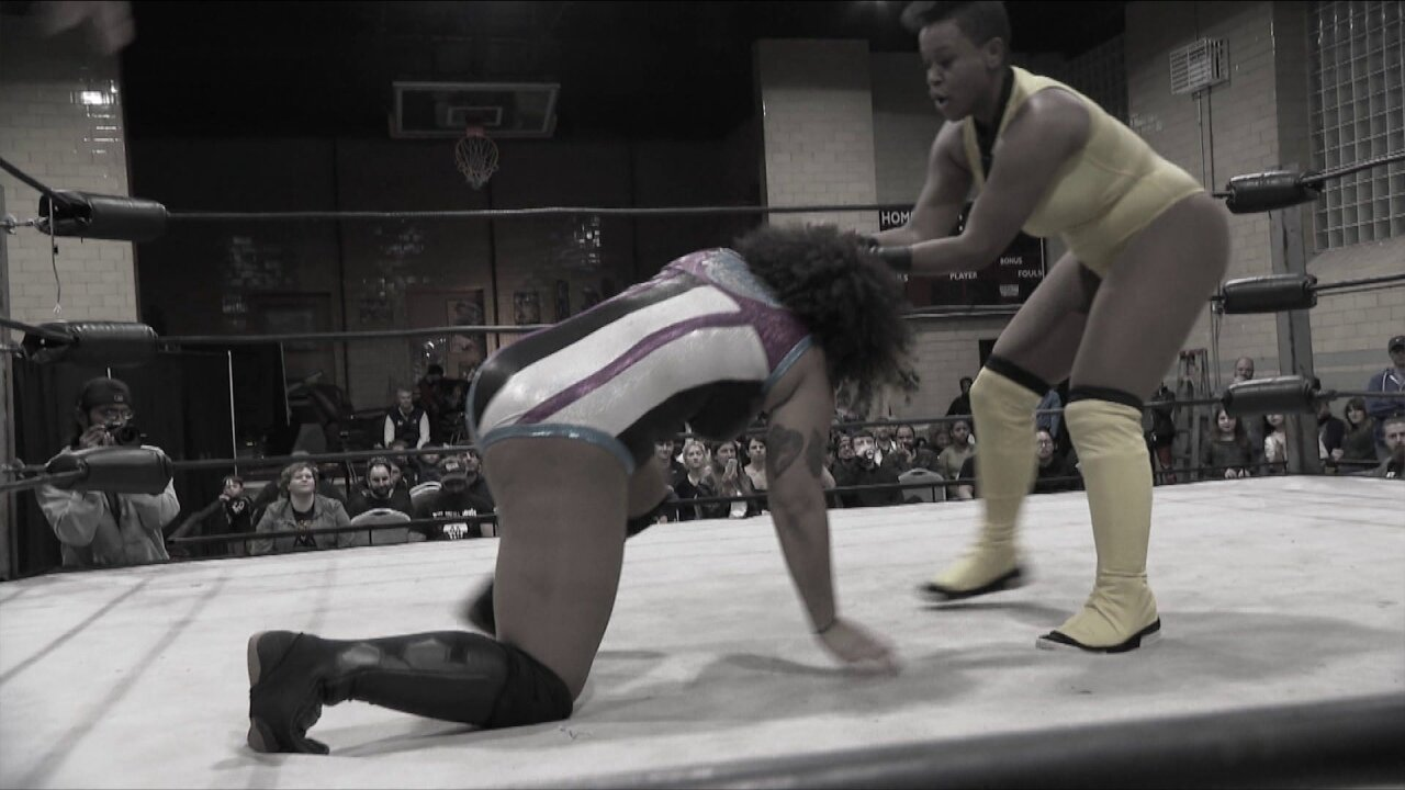 A look into New York's world of underground wrestling