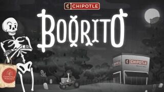 Chipotle Boorito Celebration Black