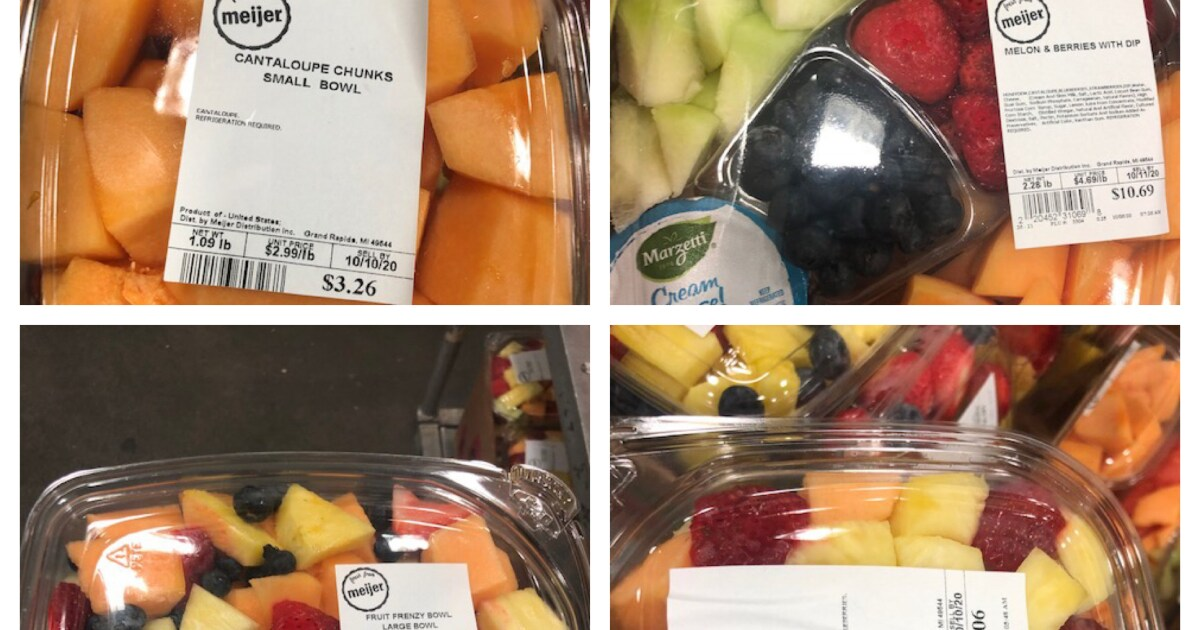 Meijer Recalling Whole Cantaloupe Cut Fruit Trays Due To Potential Salmonella Risk Cantaloupe, a variety of musk melon, is a particularly. meijer recalling whole cantaloupe cut