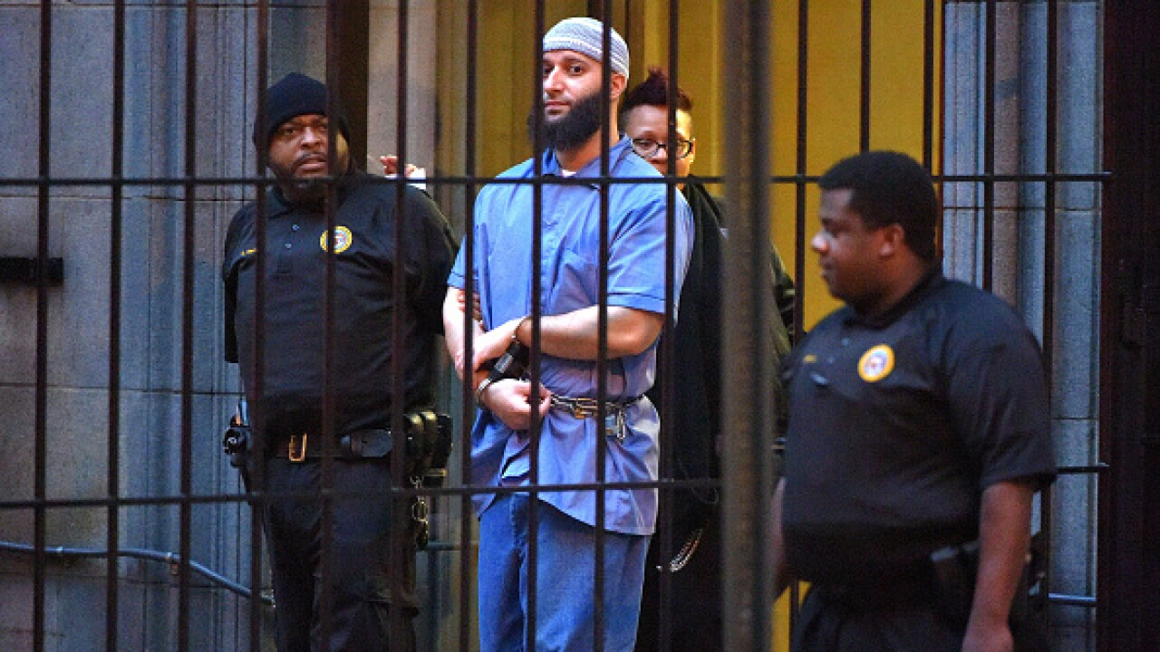 Adnan Syed's lawyers file petition for Supreme Court to take up 'Serial' case