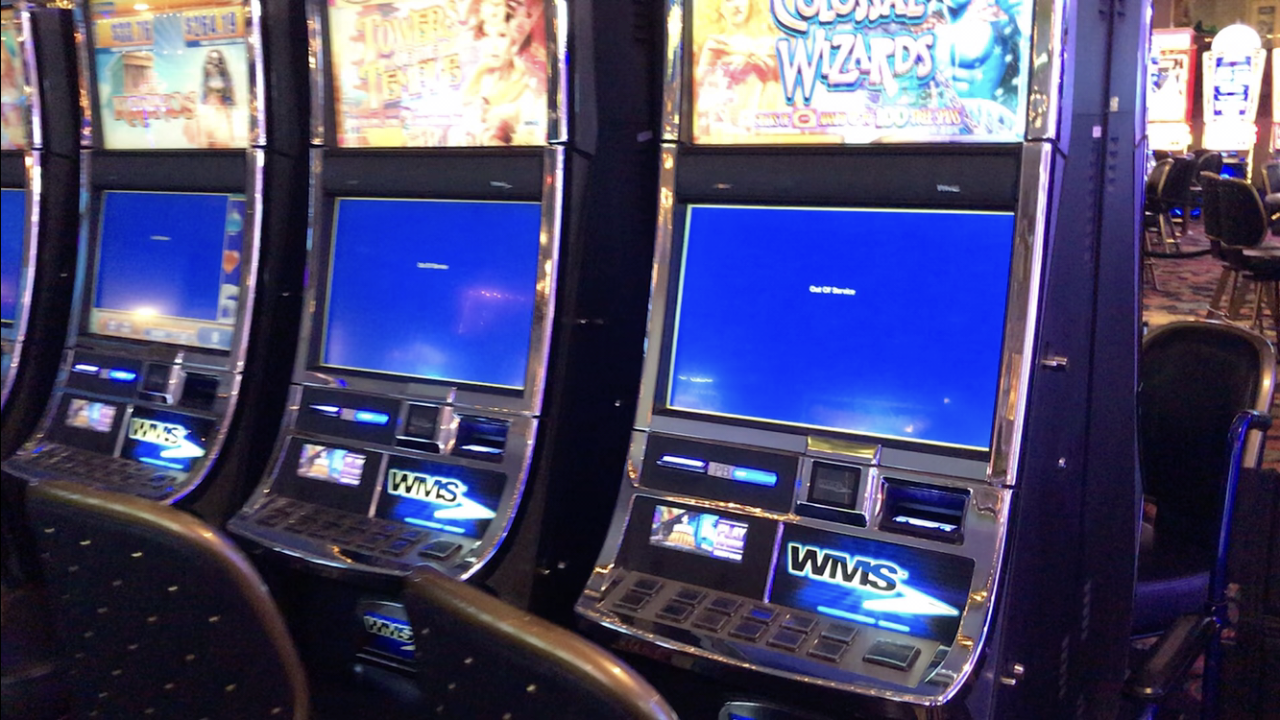 Two downtown Las Vegas casinos suffered a days-long computer glitch which impacted slots and other computer systems