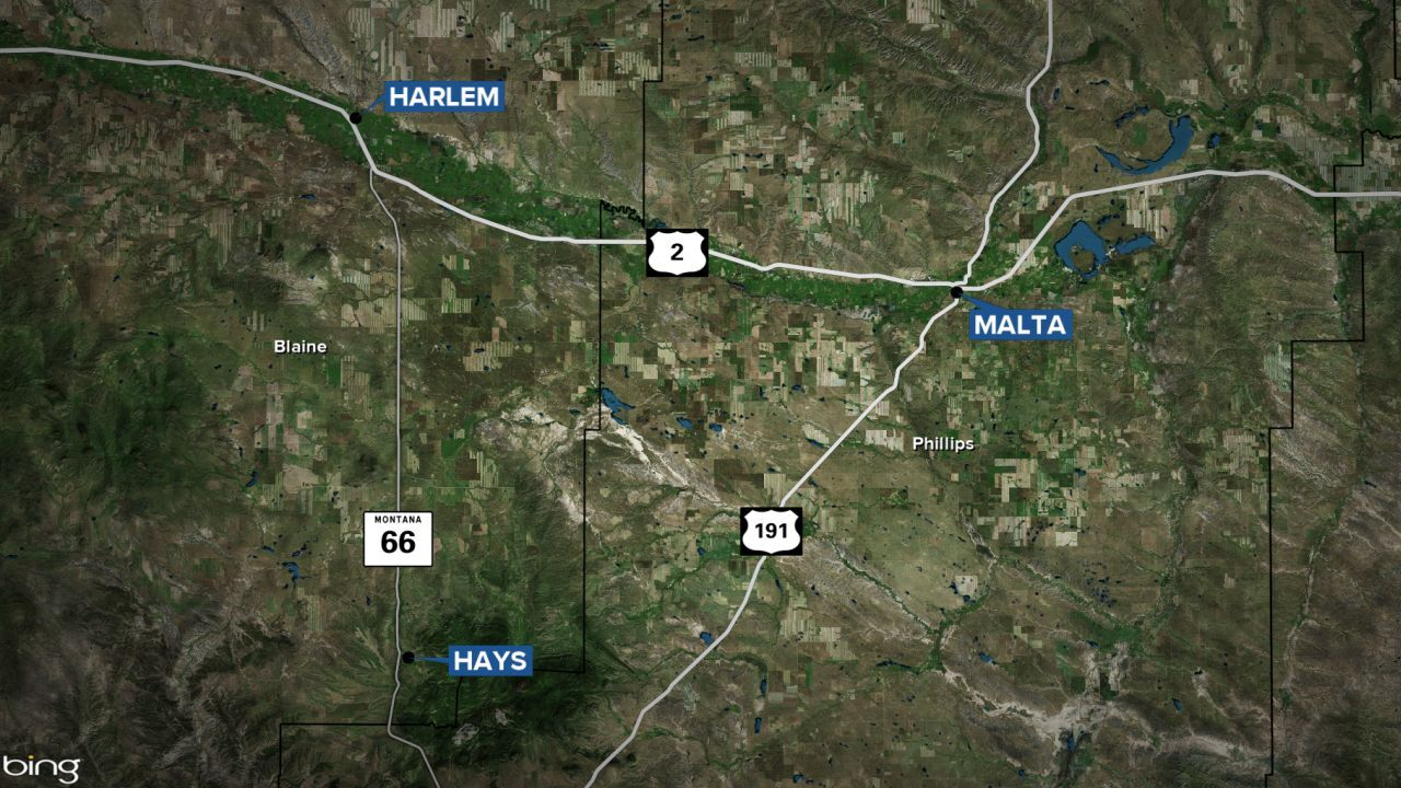 Harlem Malta Hays map