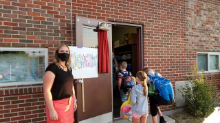 East Helena begins first day of school