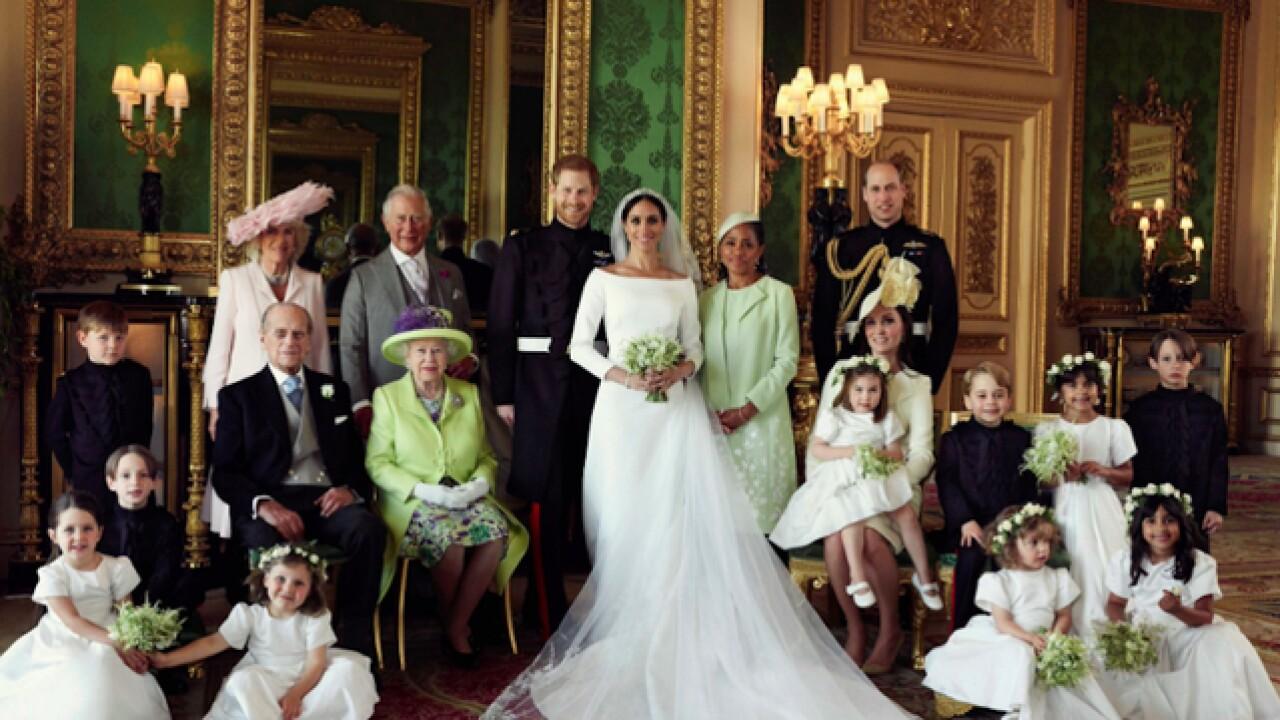 30734ae03365 Prince Harry and Meghan Markle