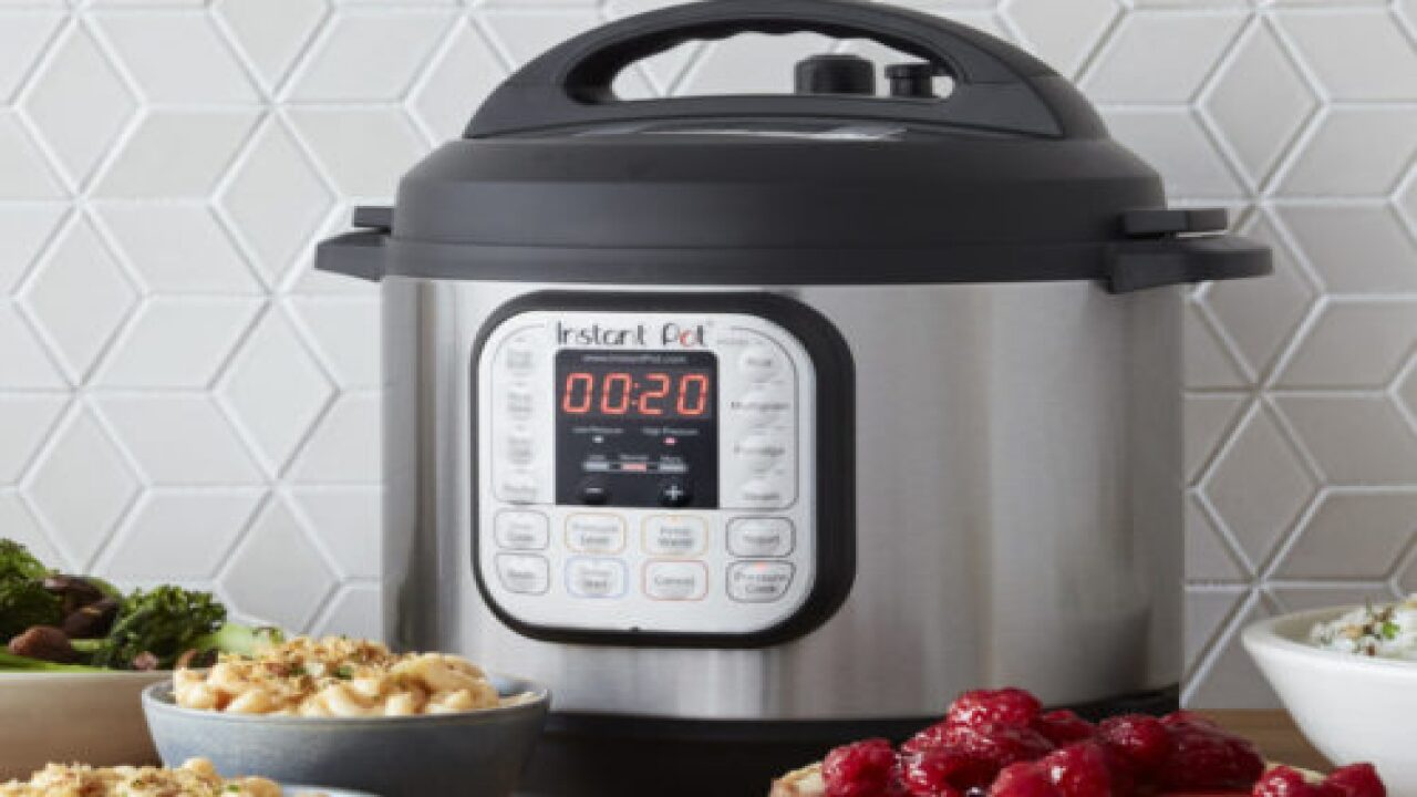 Black Friday: Instant Pots Are On Sale For $49 At Walmart And Amazon