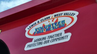 Lewis and Clark Fire and West Valley are consolidating