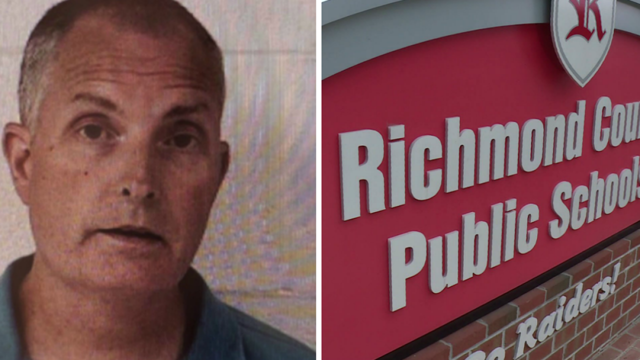 Richmond County Elementary holds meeting to address janitor accused of showinggenitals