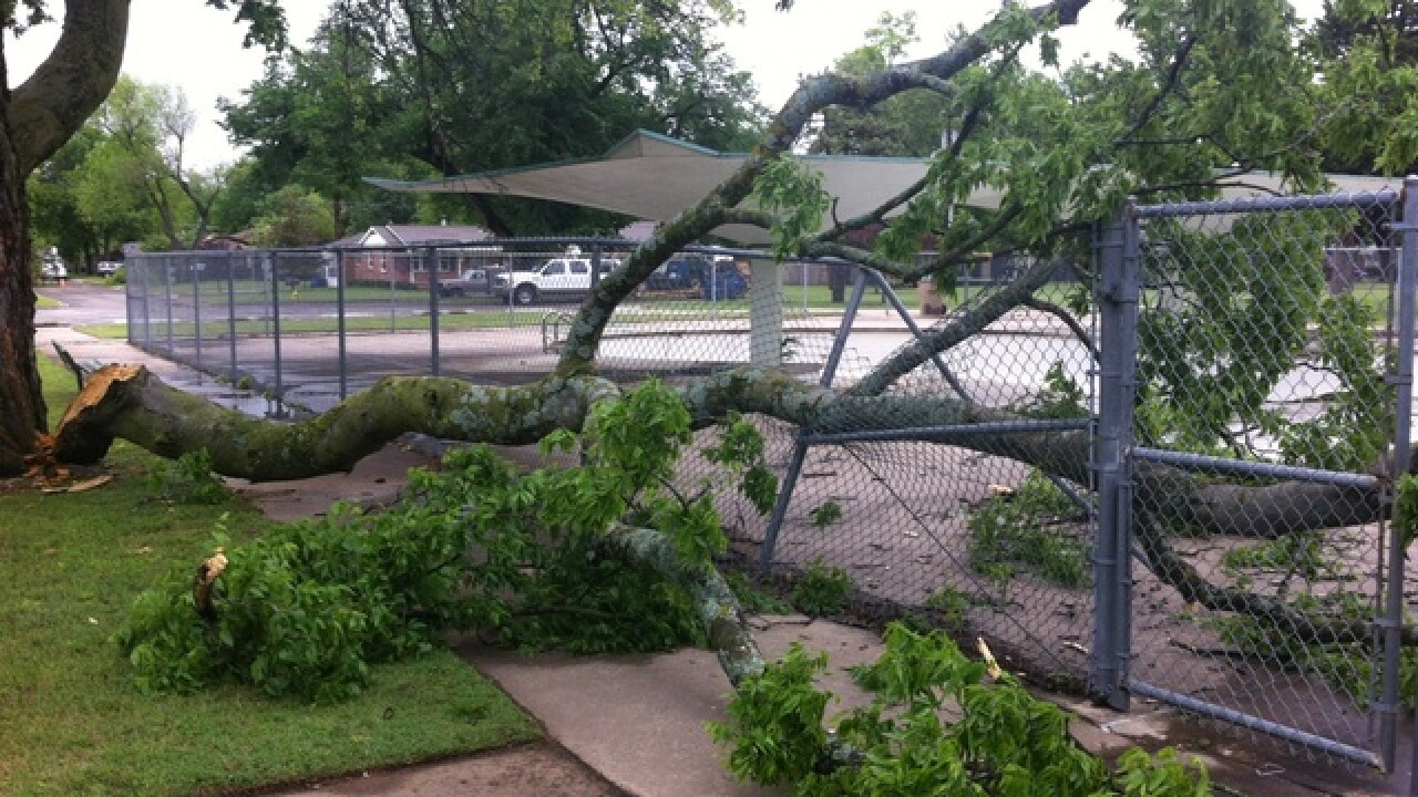PICS: Aftermath, damage of Green Country storms