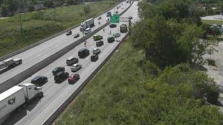 I-41 motorcycle crash milwaukee