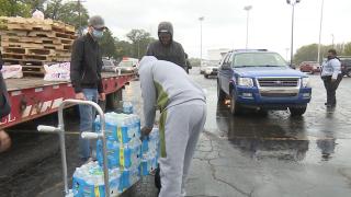 Benton Harbor Water Distribution