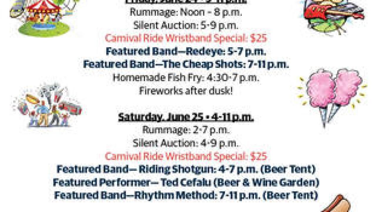 June SE Wisconsin summer festival guide