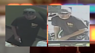 Jack in the Box Robbery Suspect