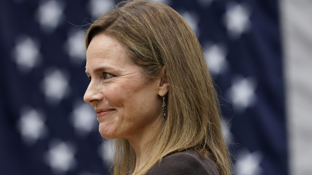 Who is Amy Coney Barrett, Trump's Supreme Court nominee?
