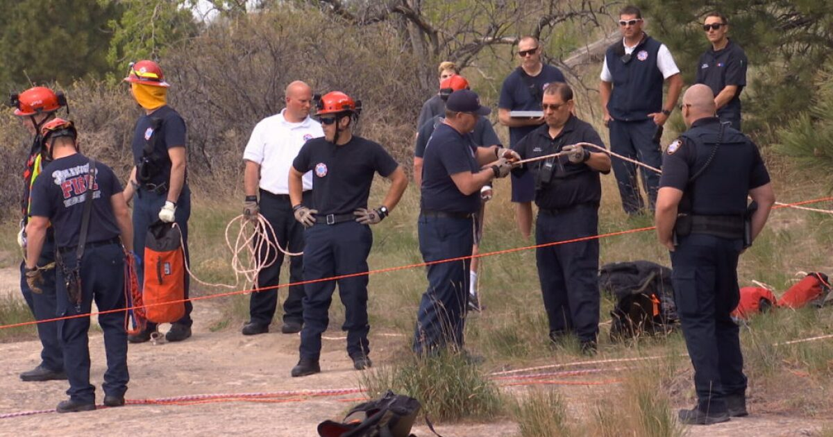 Two Billings men rescued from the Rimrocks