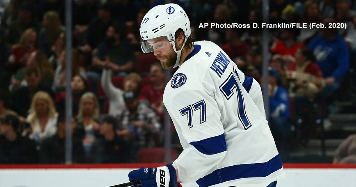Lightning look to take Game 4 against Dallas Stars without Steven Stamkos