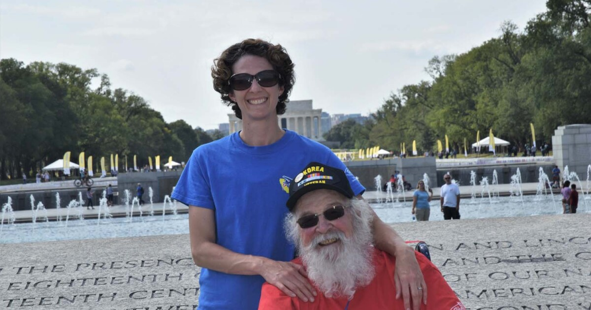 Honor Flight of the Central Coast looking for veterans for all-expenses paid trip to Washington, D.C.