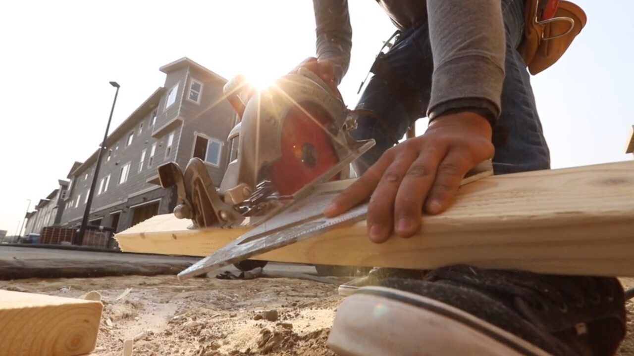 Lumber at an all-time high while some cities see all-time low in housing inventory