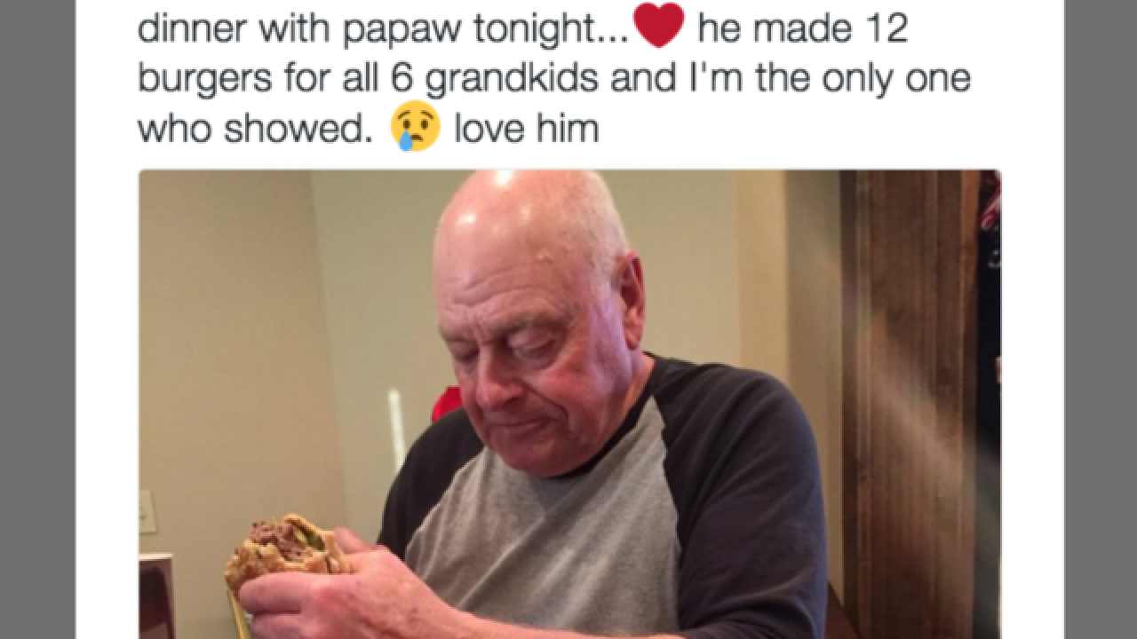 This tweet about PawPaw will break your heart