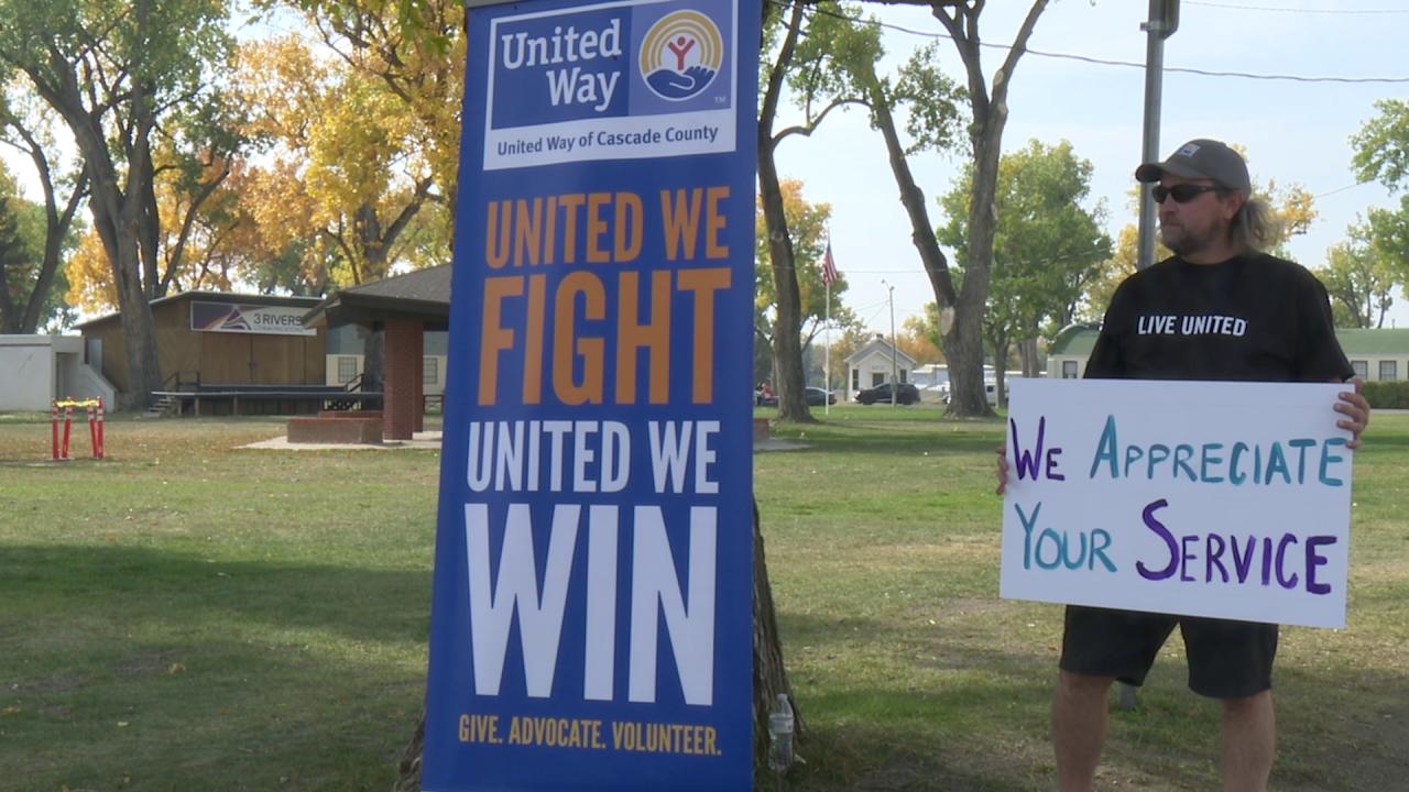 United Way of Cascade County thanks senior volunteers