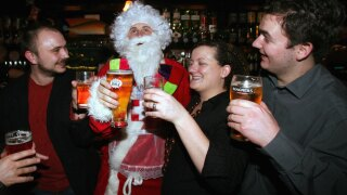Office holiday parties are making a comeback, survey says