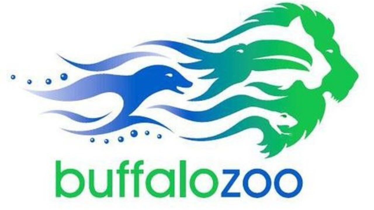 The Buffalo Zoo makes donation to support endangered Rhino