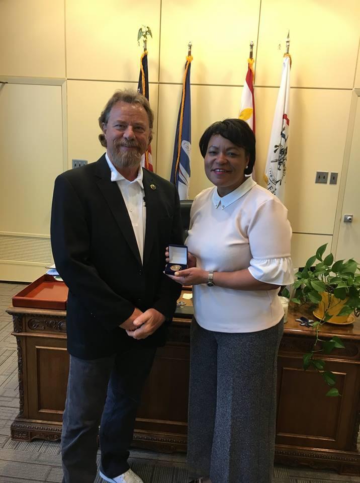 Councilman raises thousands for Doris Miller Memorial through ski trip