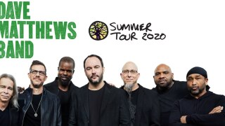 Dave Matthew Band coming to DTE Energy Music Theatre this summer