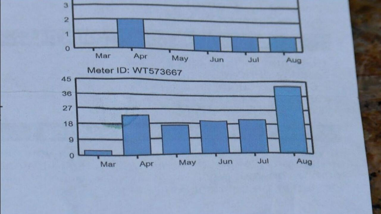 Wastewater fees contributing to higher water bills